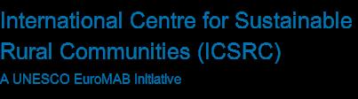 International Centre for Sustainable Rural Communities (ICSRC)